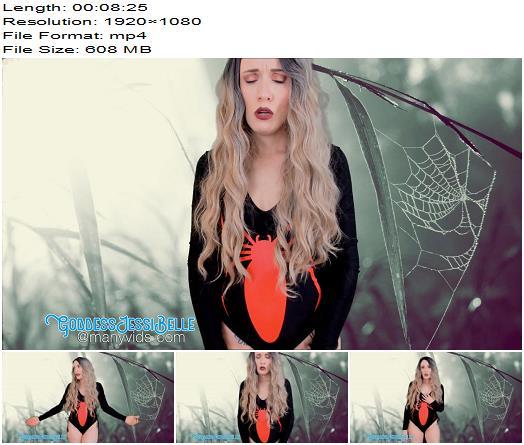 Goddess JessiBelle  Web of Lies  Halloween  Halloween preview