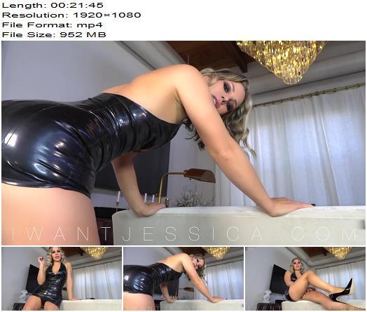 Goddess Jessica  Your New Mistress  Masturbation Instruction preview