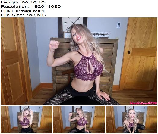 Humiliation POV  Sissy Gooning  Stuff Your Holes Until Your Mind Goes Blank  Anal Training preview