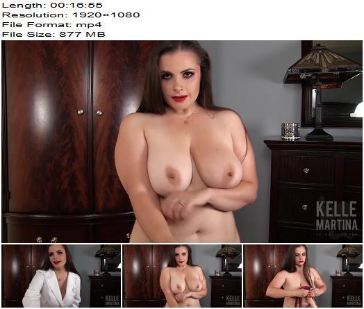 Kelle Martina  Routine Checkup  Masturbation Instruction preview