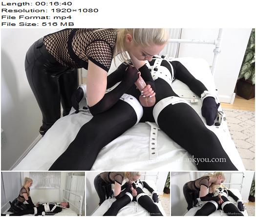 Mandy Marx No Mercy From Dr Marx  Handjob  Milking preview