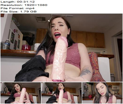 Marceline Leigh  A Cup Of Hot Futa Cum In The Morning  Cei preview