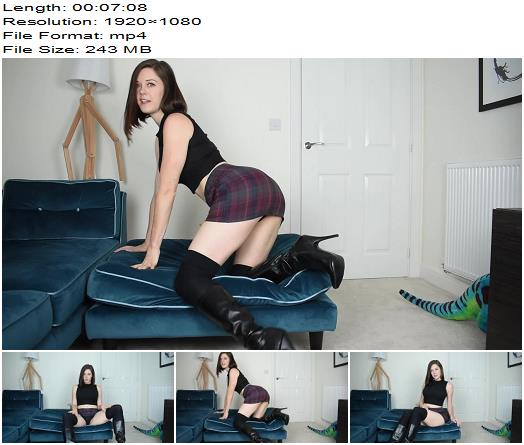 Miss Alika White  Torment for Chastity Slaves  Chastity preview