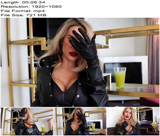 Miss Tiff  My Rolex Gets You Off  Masturbation Instruction preview