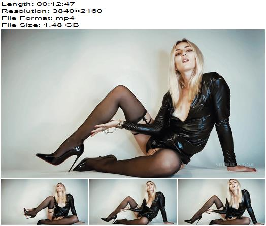 Mistress Euryale  Electro Chastity Sissy Slut  Brainwash preview