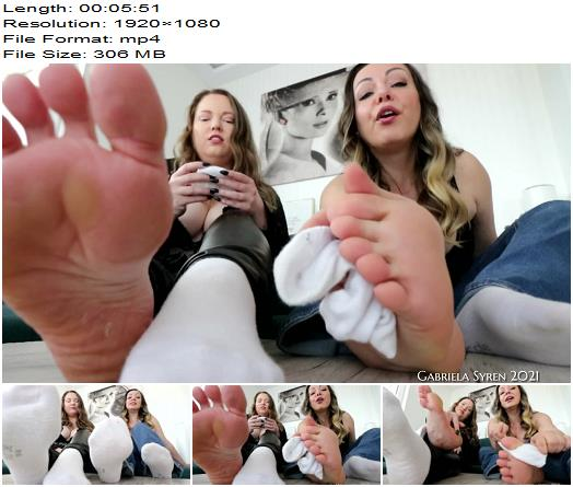 Money Princess Isabella  Socks addicted Foot Bitch  Foot Fetish preview