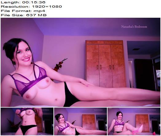 Natashas Bedroom  Jizz Your Pants  Masturbation Instruction preview