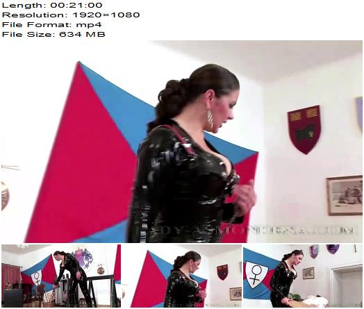 OWK  The Other World Kingdom Lady Asmondena In The OWK  Whipping and Caning preview