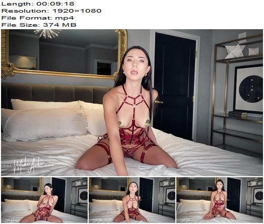 Princess Miki  More for Me  Blackmail  Findom preview