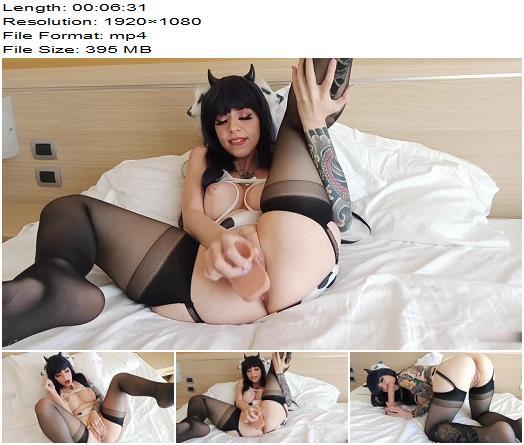 PuppyGirlfriend  Ahegao cow waifu needy for your big cock  Femdom Pov preview
