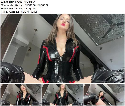 Serve Augustina  Beg For It Spit Slut  Slave Training preview