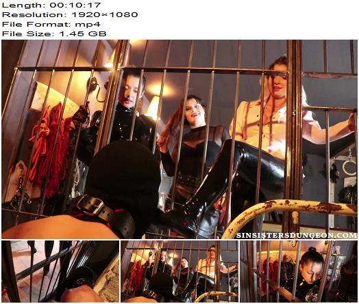 Sin Sisters Mean girls punishing naughty schoolgirls  Femdom preview