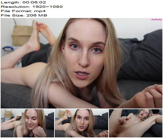 Sofie Skye  your cock isnt big enough for me  Bbc preview