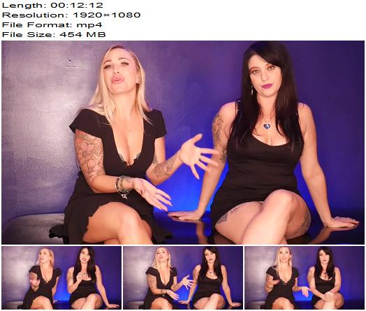 SorceressBebe  2021 Loser Resolutions w LadyLilaStern  Blackmail  Findom preview