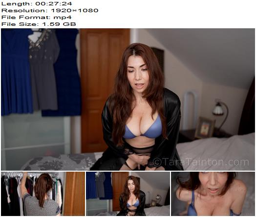 Tara Tainton  Do Not DO Things Like That to Your StepMother  Anal Training preview