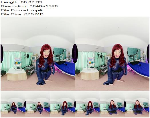 The English Mansion  Dominant Dollys Clinic  VR  Femdom POV preview