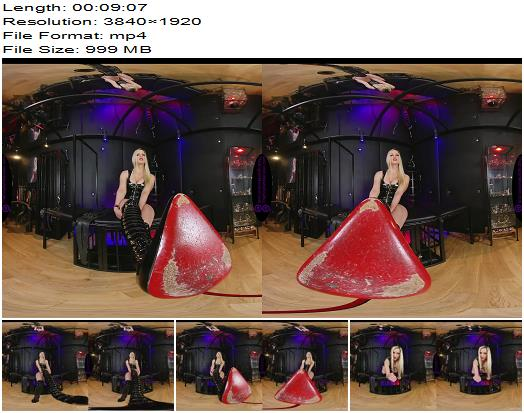 The English Mansion  Mistress Nikki Whiplash  Hard For My Boots  VR  Femdom POV preview