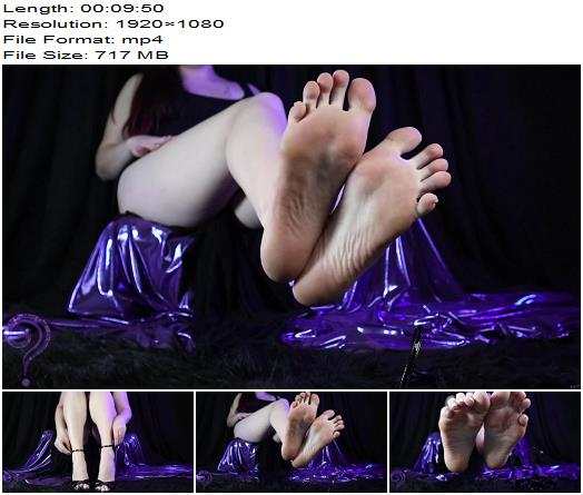 The Goddess Clue  Mesmerizing You with High Heels and Soles  Brainwash preview