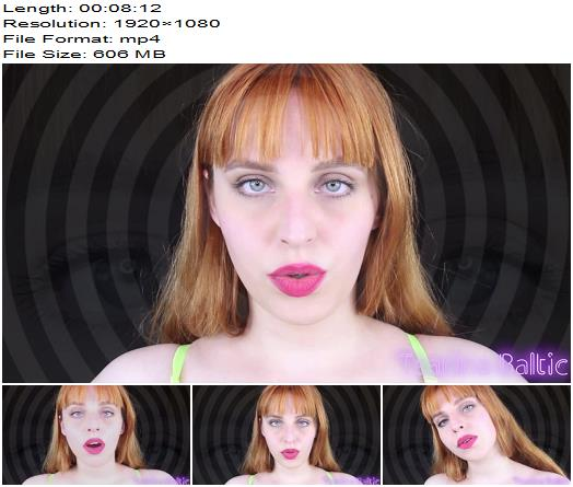 Tsarina Baltic  All Men Serve  Blackmail  Findom preview