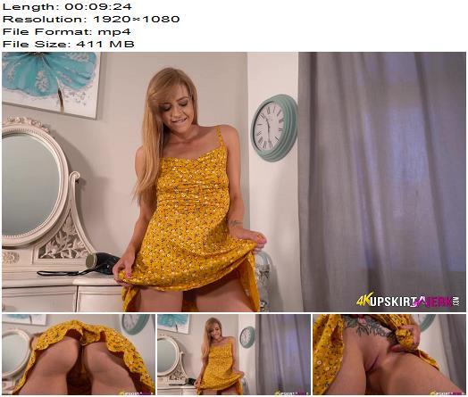 UpSkirt Jerk  So Wrong Its Right  Masturbation Instruction preview