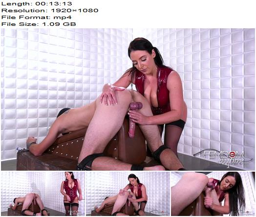 Vicious Femdom Empire  Emptied   Angela White preview
